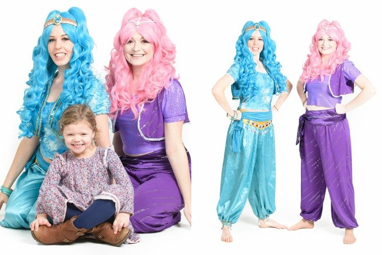 534ce4c0a12 Shimmer & Shine Parties - Pink Pixie Parties
