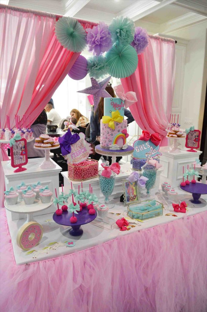 Jojo Siwa Party Pink Pixie Parties