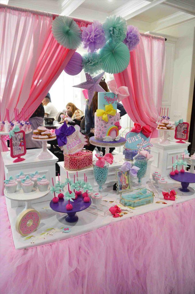 Jojo Siwa Party Pink Pixie Parties
